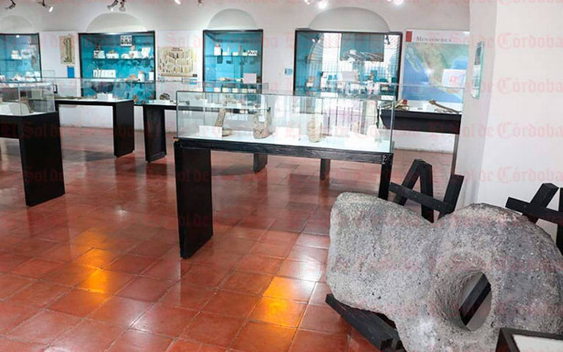 interior del Museo de Córdoba