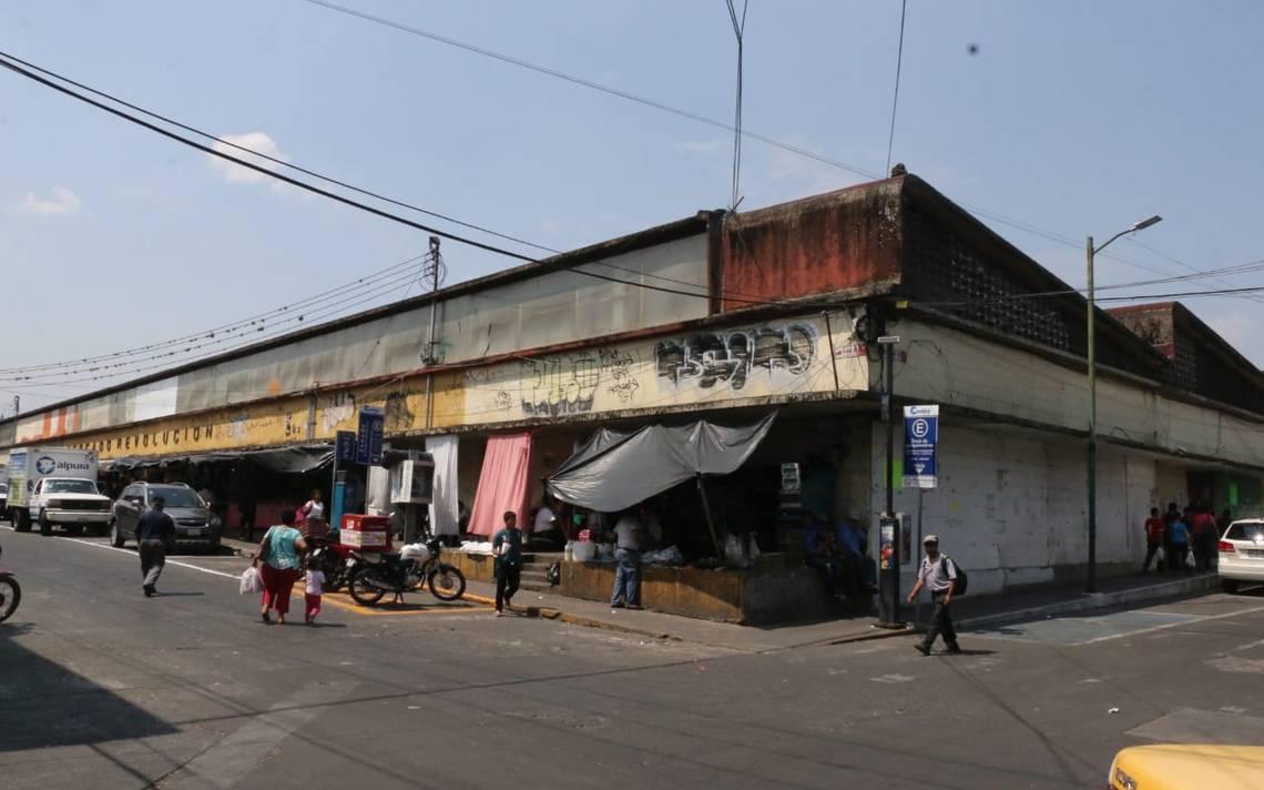 Mercado Revolución de Córdoba será sanitizado por lo que retomará actividades para el jueves